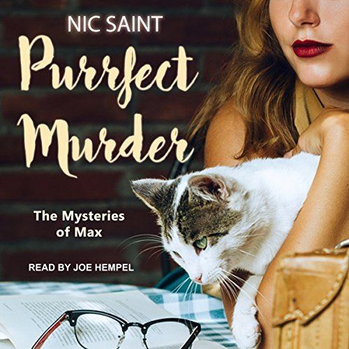Purrfect Murder by Nic Saint