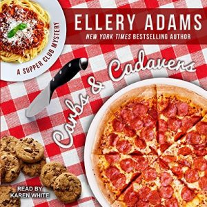 Audiobook review of Carbs and Cadavers