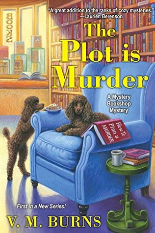 Review of The Plot is Murder ~Two Bloggers, One Book