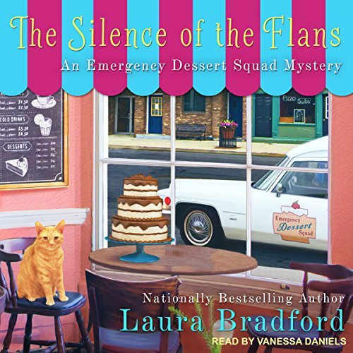 Silence of the Flans by Laura Bradford