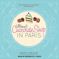 Audiobook review of The Loveliest Chocolate Shop in Paris