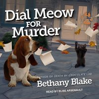 Audiobook review of Dial Meow for Murder