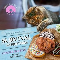 Audiobook review of Survival of the Fritters