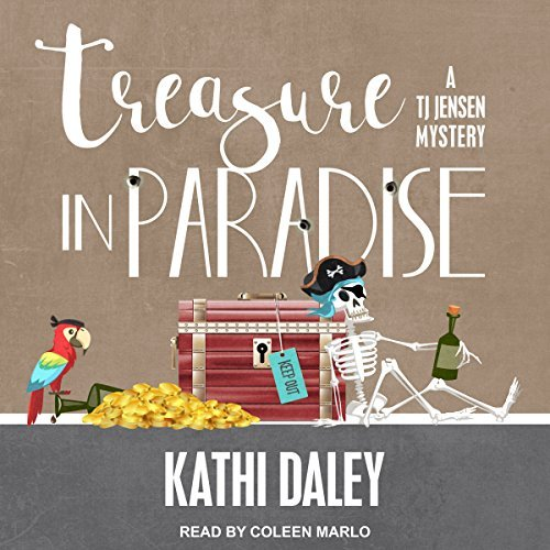 Audiobook review of Treasure in Paradise