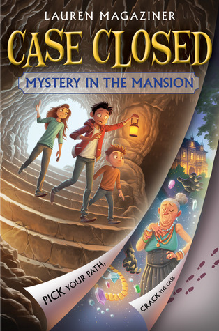 Case Closed: Mystery in the Mansion by Lauren Magaziner
