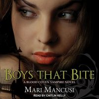 Audiobook review of Boys that Bite