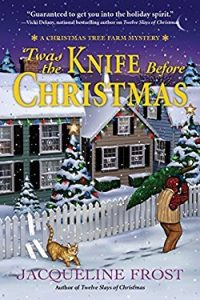 Review of Twas the Knife Before Christmas