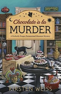 Review of Chocolate a la Murder