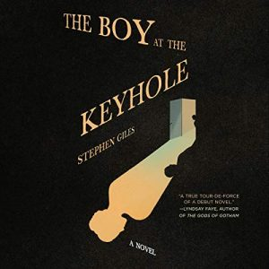 Two Bloggers, One Book ~Audiobook review of The Boy at the Keyhole