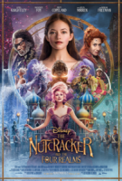 Movie Spotlight #2 of The Nutcracker and the Four Realms + cookie recipe