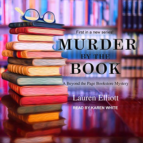 Murder by the Book  by Lauren Elliott