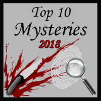 Top Ten Mysteries (2018)