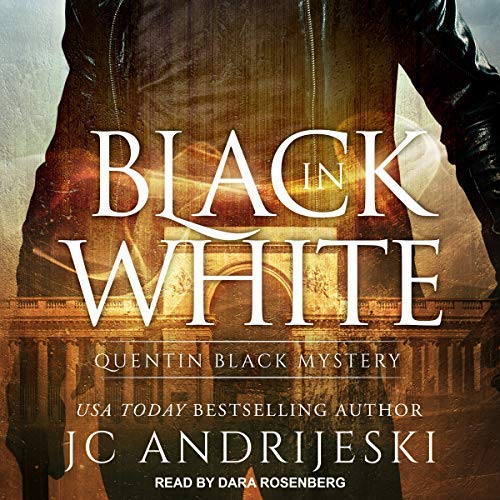 Black In White  by J.C. Andrijeski
