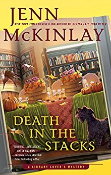 Death in the Stacks  by Jenn McKinlay