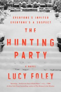 Two Bloggers One Book ~ The Hunting Party