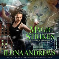 Two Bloggers One Series ~ Review of Magic Strikes