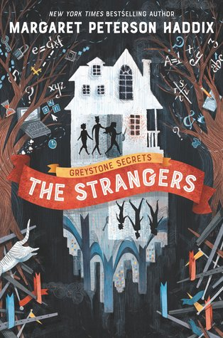 The Strangers  by Margaret Peterson Haddix, Anne Lambelet