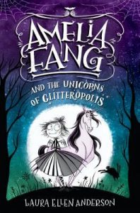 Review of Amelia Fang Book 1 & 2