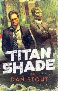 Review of Titanshade ~ Two Bloggers One Book