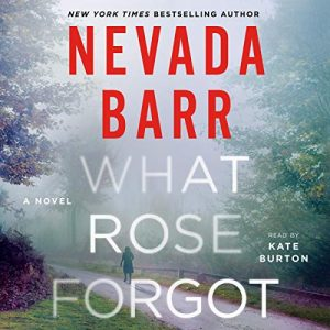Audiobook review of What Rose Forgot
