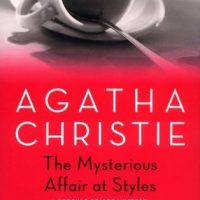 Murder They Wrote ~ The Mysterious Affair At Styles by Agatha Christie