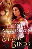 Review of Magic Binds ~Two Bloggers One Series