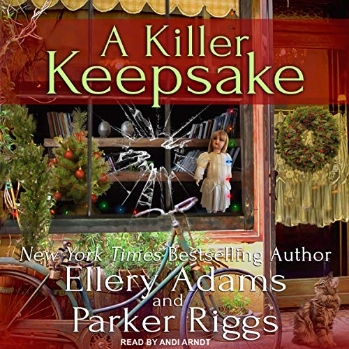 A Killer Keepsake by Ellery Adams