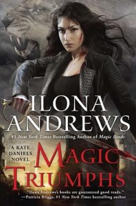 Review of Magic Triumphs ~Two Bloggers One Series