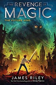 Review of The Last Dragon and The Future King