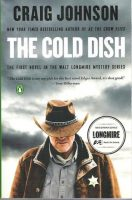 Review of The Cold Dish ~Two Bloggers One Series