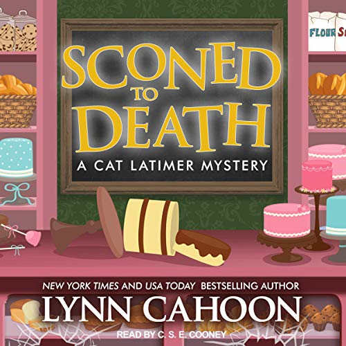 Sconed to Death  by Lynn Cahoon