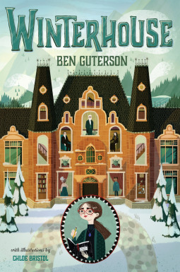Winterhouse by Ben Guterson
