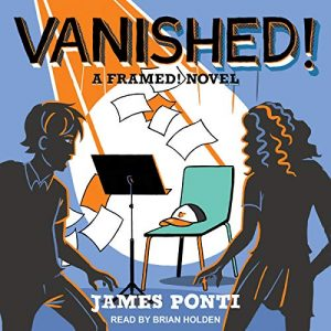 Audiobook review of Framed and Vanished