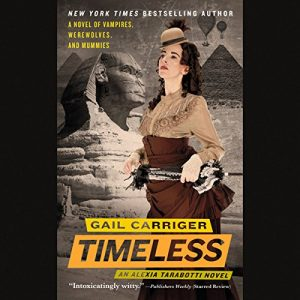 Two Bloggers One Series ~ Audiobook review of Timeless