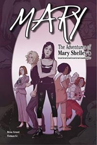 Mini Reviews of a Graphic Novel and Middle Grade
