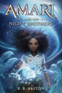 Review of Amari and the Night Brothers
