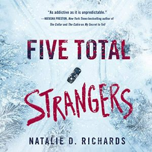 Audiobook review of Five Total Strangers
