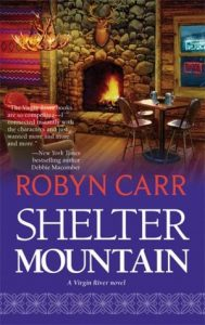 Audiobook review of Shelter Mountain ~ Two bloggers One Series