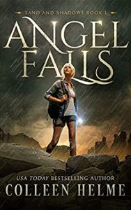 Angel Falls (Sand and Shadows #1)
